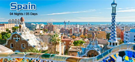 Spain Corporate Mice Holiday Tour Packages 2016. | Europe Group Tours, Holiday Packages, Travel Packages 2017 | Scoop.it