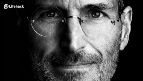 7 Life Lessons From Steve Jobs That Everyone Needs To Remember | Life @ Work | Scoop.it