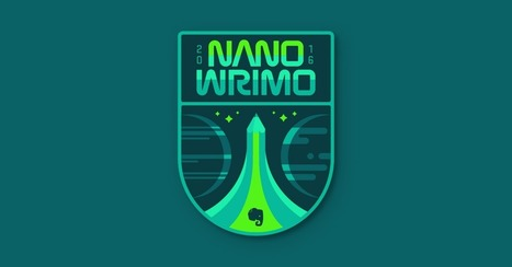 NaNoWriMo: Planning a Novel with Evernote Templates Medium.com | Writing Rightly | Scoop.it