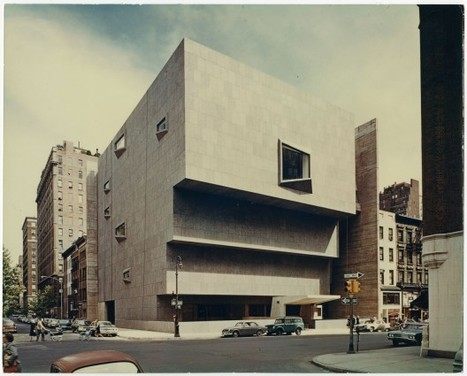 Syracuse University Unveils First Phase of Marcel Breuer Digital Archive   D_sign   Scoop.it