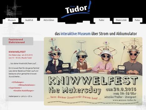Tudor: das interaktive Museum über Strom und Akkumulator | Luxembourg (Europe) | Scoop.it