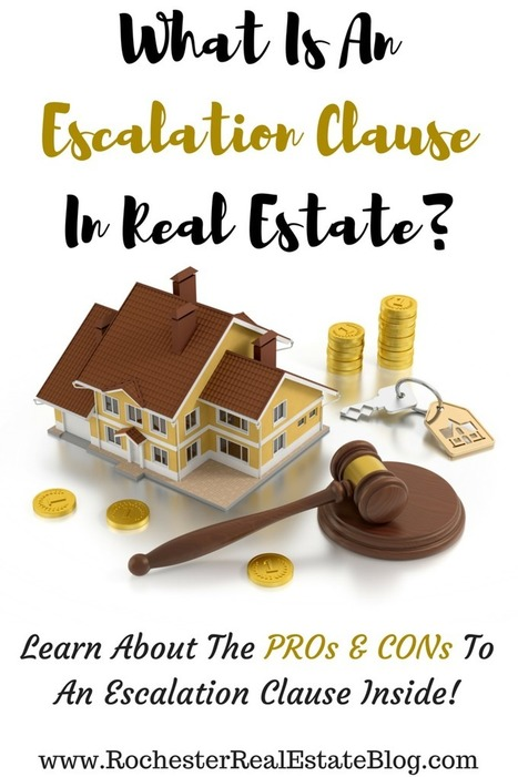 What Is An Escalation Clause In Real Estate? | Real Estate | Scoop.it