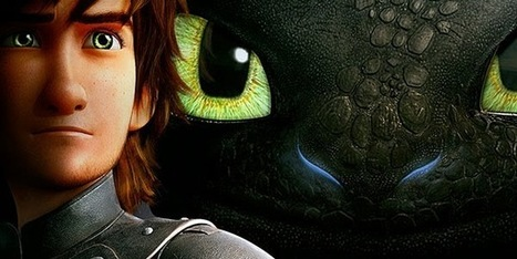 First Clip From How to Train Your Dragon 2 | Cartoons for Kids | Scoop.it
