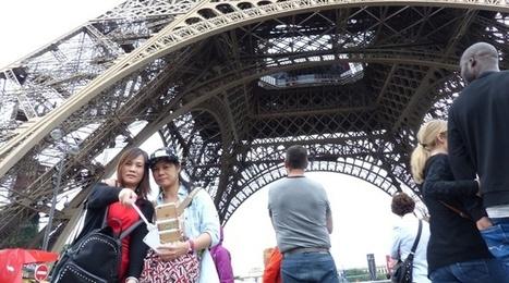 Avec quelle image de Paris nos touristes repartent-ils? | Médias sociaux et tourisme | Scoop.it