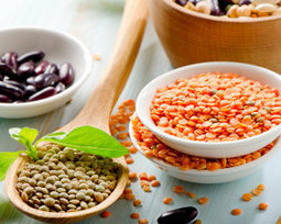 Daily serving of beans, peas, chickpeas or lentils can significantly reduce bad cholesterol | Nutrition | Scoop.it
