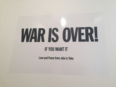 Yoko Ono Exhibition in Lyon | Judith Benhamou-Huet Reports | Le Mac LYON dans la presse | Scoop.it