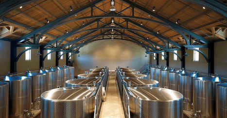 How A Winery Gets Designed  | Vitabella Wine Daily Gossip | Scoop.it