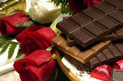 How to Give Valentine Chocolates for Your Special One | Christmas Party Food | Scoop.it