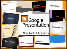 GoogleDocs Presentation: New Look and Features ~ Cool Tools for 21st Century Learners | Intro to Google Drive and Google Apps for Education | Scoop.it