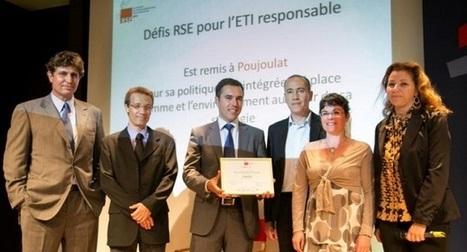 Défis RSE : Poujoulat récompensé pour sa gestion salariale - Zepros   Responsabilité sociale des entreprises (RSE)   Scoop.it