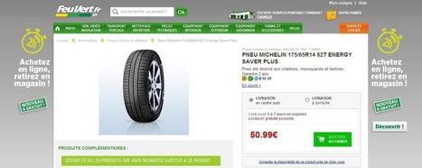 Cross-canal : Feu Vert déploie son nouveau service de Click & Collect avec Proximis | Trafic-magasin.com | PROXIMIS | Scoop.it