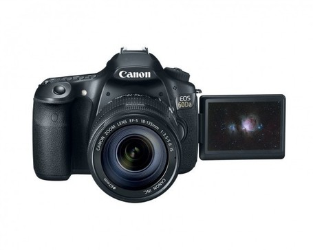 "Canon Announces New 60D A For Astrophotography | ""Cameras, Camcorders, Pictures, HDR, Gadgets, Films, Movies, Landscapes"" 