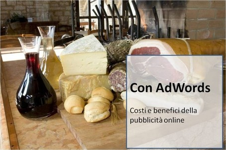 √ Pubblicità Online e Adwords per Prodotti Alimentari ← | Comunikafood - marketing food 2.0 | Scoop.it