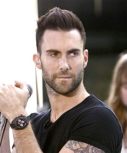 Adam Levine Hairstyles   Model Haircuts   Scoop.it