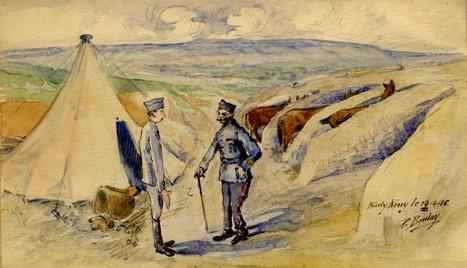Les contributions de la Grande Collecte en salle de lecture - [Archives départementales de Loire-Atlantique] | Histoire 2 guerres | Scoop.it