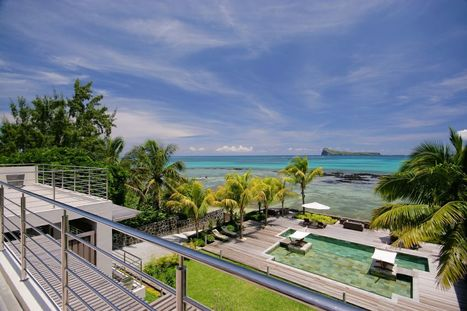 Cape Point Seafront Penthouse in Mauritius   Mauritius Property & Real Estate   Scoop.it