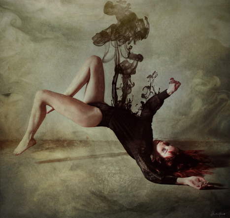 Fantasy-Driven Photography Inspired by Fears and Dreams | Le It e Amo ✪ | Scoop.it