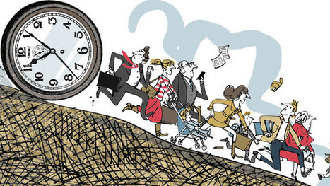 Why is everyone so busy? | Outbreaks of Futurity | Scoop.it