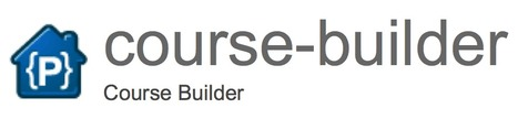 Google Course Builder : générateur de cours Google | Time to Learn | Scoop.it