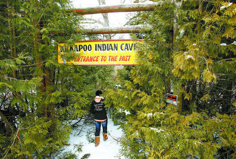 Kickapoo Indian Caverns, Wisconsin Show Cave For Sale | caving | Scoop.it