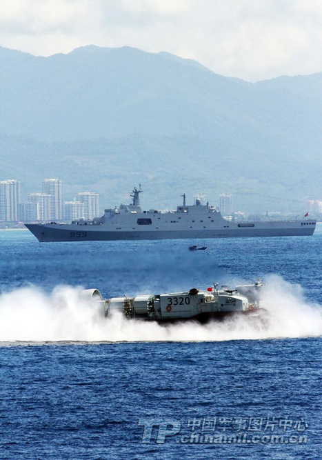 China Sends 1000 Marines To Syrian Coast, Russia Sends More Warships (Video)   Middle East   Saif al Islam   Scoop.it
