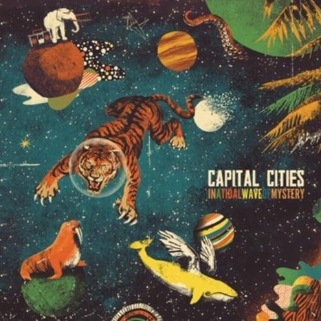 Capital Cities featuring André 3000 – Farrah Fawcett Hair   Music   Scoop.it