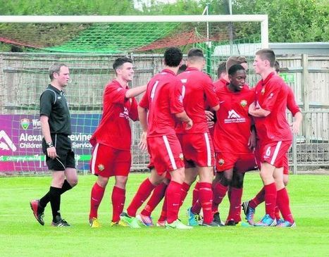 Windsor FC too good for Molesey in Combined Counties Premier Division opener | Windsor FC Supporters Club Newsletter | Scoop.it