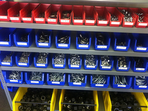 Fasteners Product supplier in Oklahoma City - A&B Supply   Choose best quality hex cap screws for you   Scoop.it