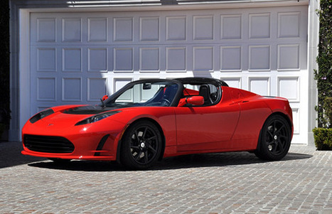 Tesla Roadster 2.5 — Gallery: 10 Cool Electric Cars | Complex | Electric Car Pictures | Scoop.it