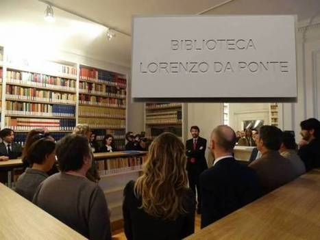 The Italian Cultural Institute in New York Opens its Library to the Public | Digital Collaboration and the 21st C. | Scoop.it