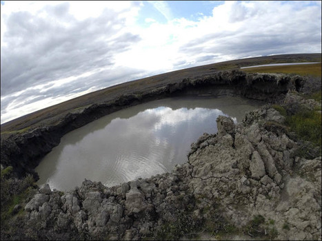 Danger of #methane explosions on Yamal Peninsula, #scientists warn #climate #permafrost | Messenger for mother Earth | Scoop.it