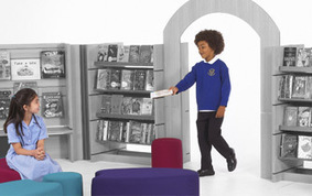 Primary School Library Design | Modern Library & Learning Environments | Scoop.it