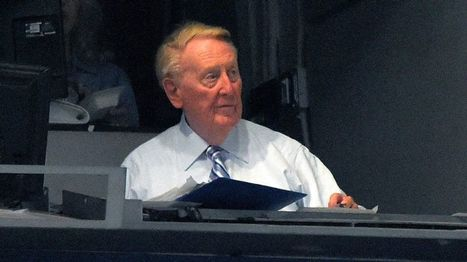 Vin Scully to return to Los Angeles Dodgers broadcast booth for 67th season with team | CLOVER ENTERPRISES ''THE ENTERTAINMENT OF CHOICE'' | Scoop.it