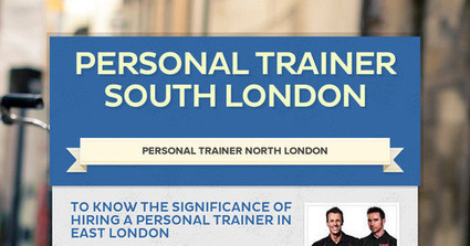 Personal Trainer South London | health and fitness | Scoop.it