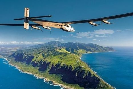 This Solar-Powered Plane Just Set A New Flight Record   News we like   Scoop.it