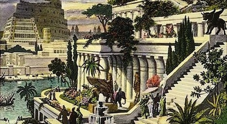 The Hanging Gardens of Babylon | AncientHistory@CHHS 2012-13 | Scoop.it