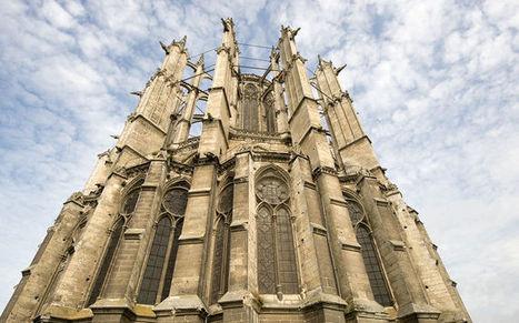 L'acier des cathédrales : squelette ou béquille? | Merveilles - Marvels | Scoop.it