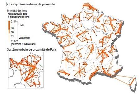 Lire la France en 26 systèmes urbains de proximité | ESS - Economie Sociale & Solidaire | Scoop.it