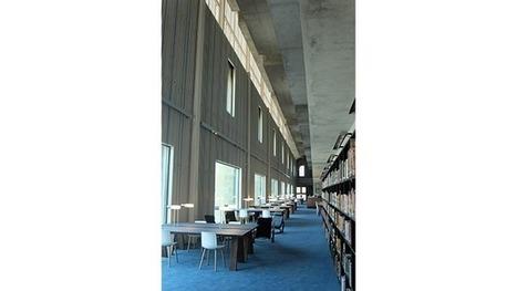 Des archives très modernes à Bordeaux | BMA - Bordeaux Métropole Aménagement | Scoop.it