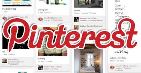 Comment supprimer son historique sur Pinterest ? | L'e-Space Multimédia | Scoop.it