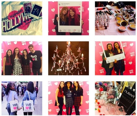 We Heart It Hollywood Meetup: You Came, You Saw, You Hearted | We Heart It | Scoop.it