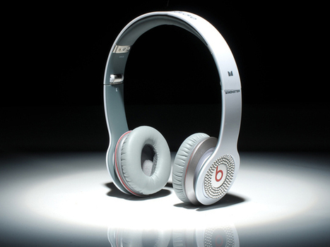 Eye-catching Beats by Dr. Dre Solo Diamond White Headphones White_hellobeatsdreseller.com | White Diamond Beats By Dre_hellobeatsdreseller.com | Scoop.it