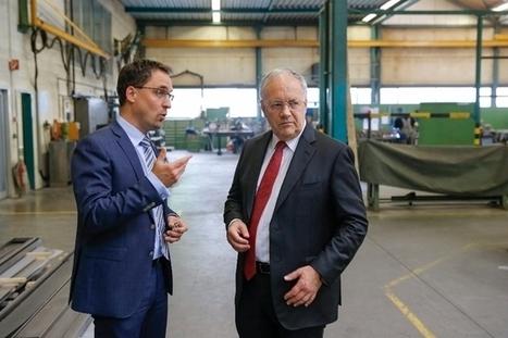 L'industrie doit miser sur l'innovation, dixit Ammann | Suisse : économie et rayonnement | Scoop.it