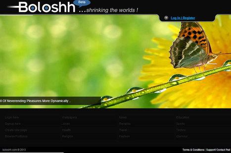 Boloshh - Shrinking the worlds, Social business network, Networking for Professionals | Social business network, Networking for Professionals | Scoop.it