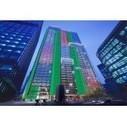Des façades d'algues pour réduire la consommation d'énergie primaire des bâtiments - Innovation produits - LeMoniteur.fr | Green Architecture | Scoop.it