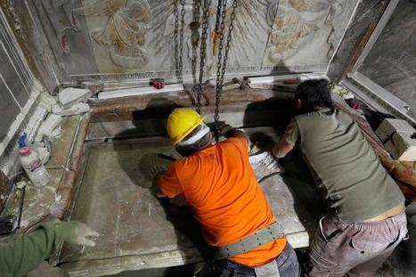 Jeesuksen hauta avattiin ensi kertaa yli 450 vuoteen | Uskonto | Scoop.it