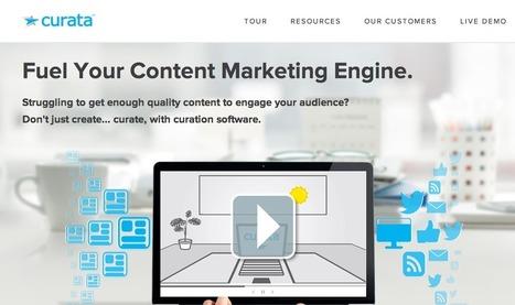 25 herramientas de content curation que te ayudarán en el día a día - 40deFiebre | Formación Digital | Scoop.it