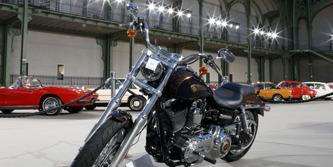 Devinez combien le pape a vendu sa Harley-Davidson | Tout le web | Scoop.it