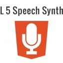 Intro to the HTML5 Speech Synthesis API - Creative Punch   Creative Punch   Scoop.it