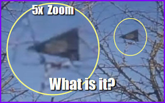 'Dudley Dorito' UFO Spotted Again | Quite Interesting News | Scoop.it